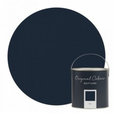 Neptune Eggshell Waterbased Pot 125ml - Navy