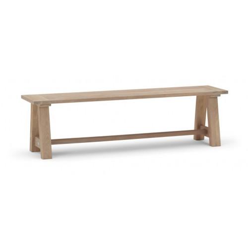 Arundel 150 Bench - Natural Oak