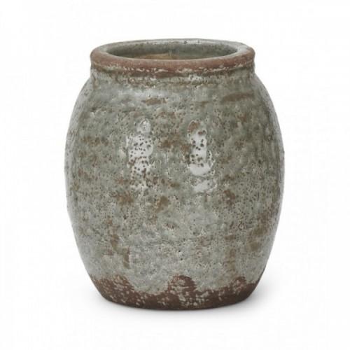 Broseley Large Pot - Moss