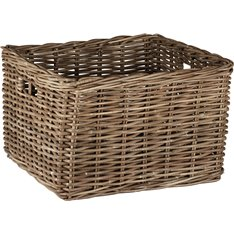 Somerton Rectangular Laundry Basket 50x44cm