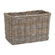 Somerton Rectangular Broom Cupboard Basket 48x26cm