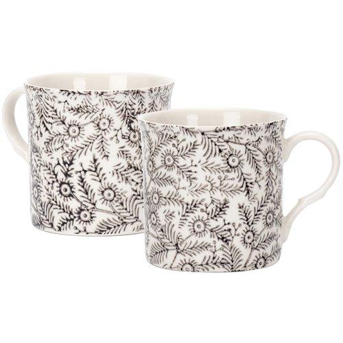 Olney Mug - Walnut - Set of 2