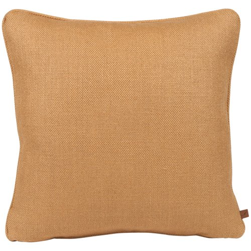 Florence Scatter Cushion Cover 45x45cm - Finian Mustard