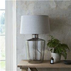 "Castleford Medium Lamp - with 15"" Lucile WW Shade"