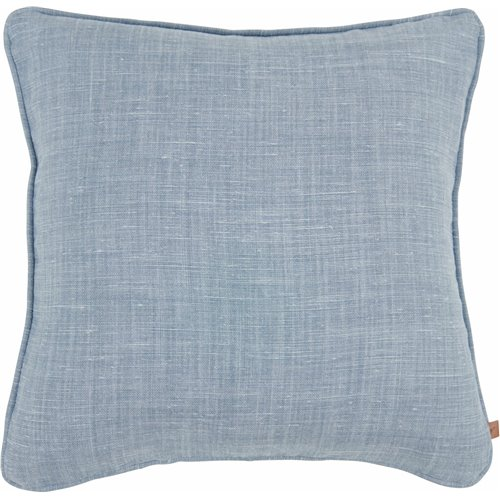 Florence Scatter Cushion Cover 45x45cm - Harry Flax Blue