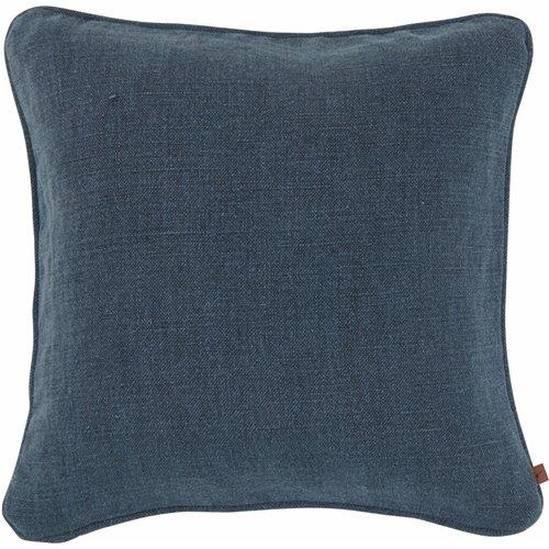 Florence Scatter Cushion Cover 45x45cm - Chloe Denim