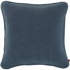 Florence Scatter Cushion Cover 45x45cm - Chloe Denim