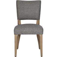 Mowbray Dining Chair - Elliot Granite - Vintage Oak