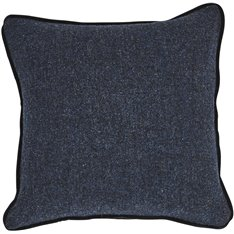 Camilla Scatter Cushion Cover 45x45cm - Bilberry & Swallow