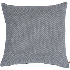 Grace Scatter Cushion Cover 57x57cm - Eleanor Blue
