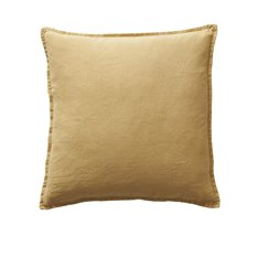 Beatrix Cushion Cover 45x45cm - Saffron