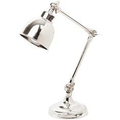 Brompton Desk Light - Nickel
