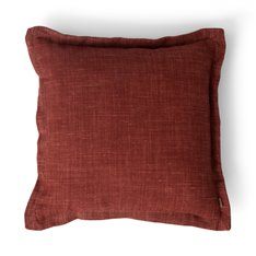 Beatrix 45x45cm Scatter Cushion Cover - Harry Rose Hip
