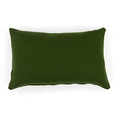 Grace 35x55cm Scatter Cushion Cover - Harris Tweed Olive