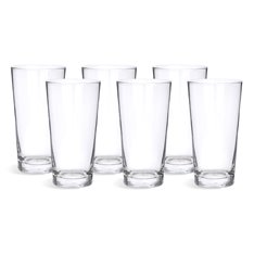 Greenwich Tall Water Glasses - Set of 6