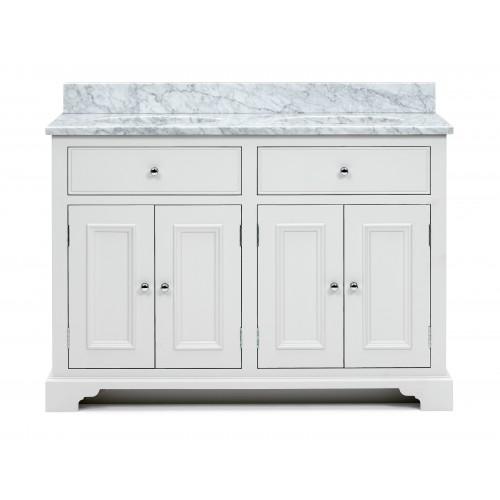 Chichester 1240 Oak Countertop Washstand - Shell