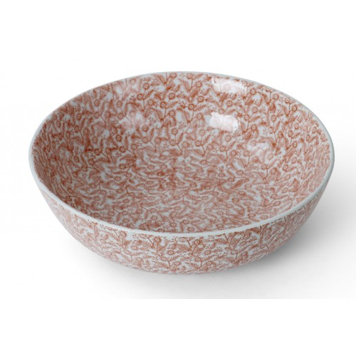 Olney Large Bowl - Burnt Sienna