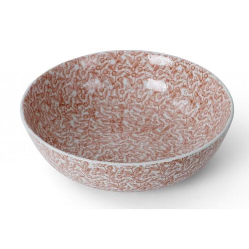 Olney Medium Bowl - Burnt Sienna