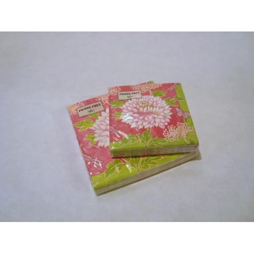 Serviettes en papier Tonkin 25x25 PIERRE FREY